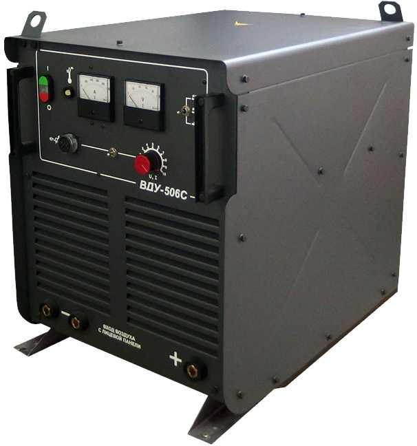 Сварочный выпрямитель ВДУ-506 С