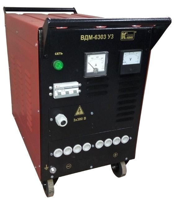 Многопостовой выпрямитель ВДМ-6303CУ3