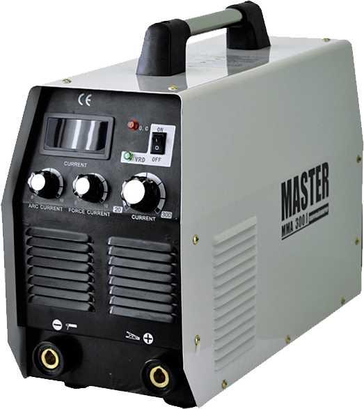 Сварочный инвертор Мастер MMA-300I (Y) 3х380В