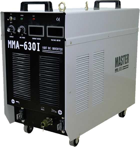 Сварочный инвертор Мастер ММА-630 I  (Y)