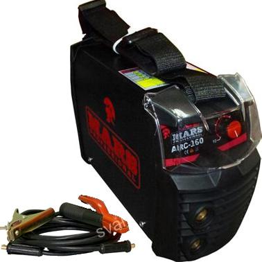 Сварочный инвертор MARS ARC-160 Professional 140-240В
