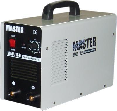 Сварочный инвертор Мастер MMA-160E (K) (ARC-160)