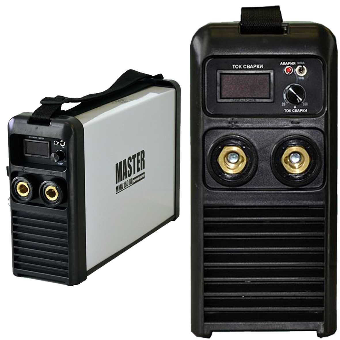 Сварочный инвертор Мастер 160KI  (Y)