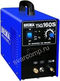 Сварочный аргонодуговой инвертор Brima TIG 160S
