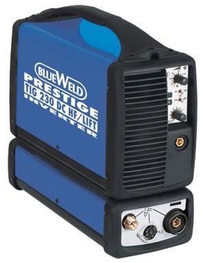 Сварочный аргонодуговой инвертор BlueWeld Prestige Tig 230 DC HF/Lift (852107)