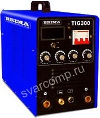 Сварочный аргонодуговой инвертор Brima TIG TIG 300