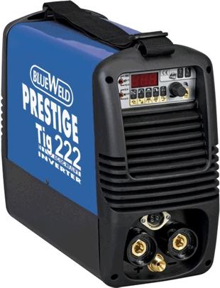 Сварочный аргонодуговой инвертор BlueWeld Prestige Tig 222 AC/DC HF/Lift (852106)