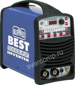 Сварочный аргонодуговой инвертор BlueWeld Best Tig 252 AC/DC HF/Lift (816405)