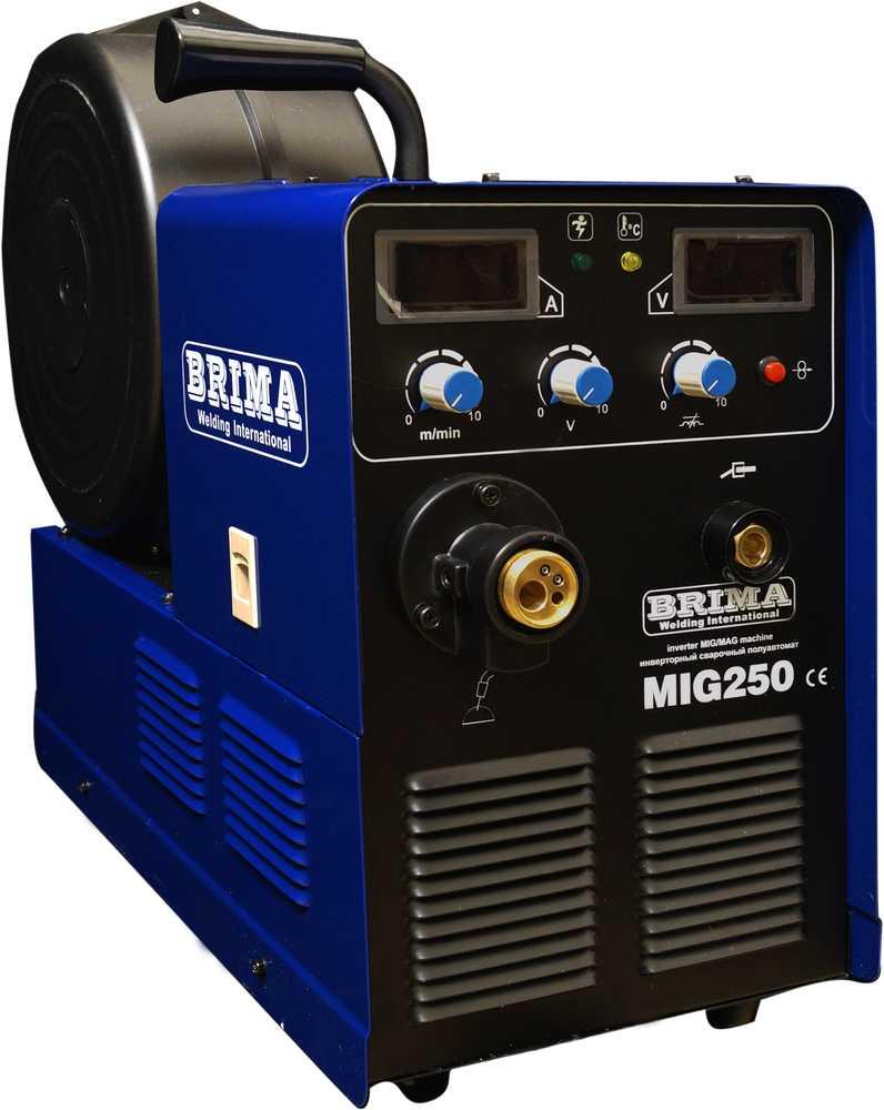 Сварочный полуавтомат Brima MIG-250