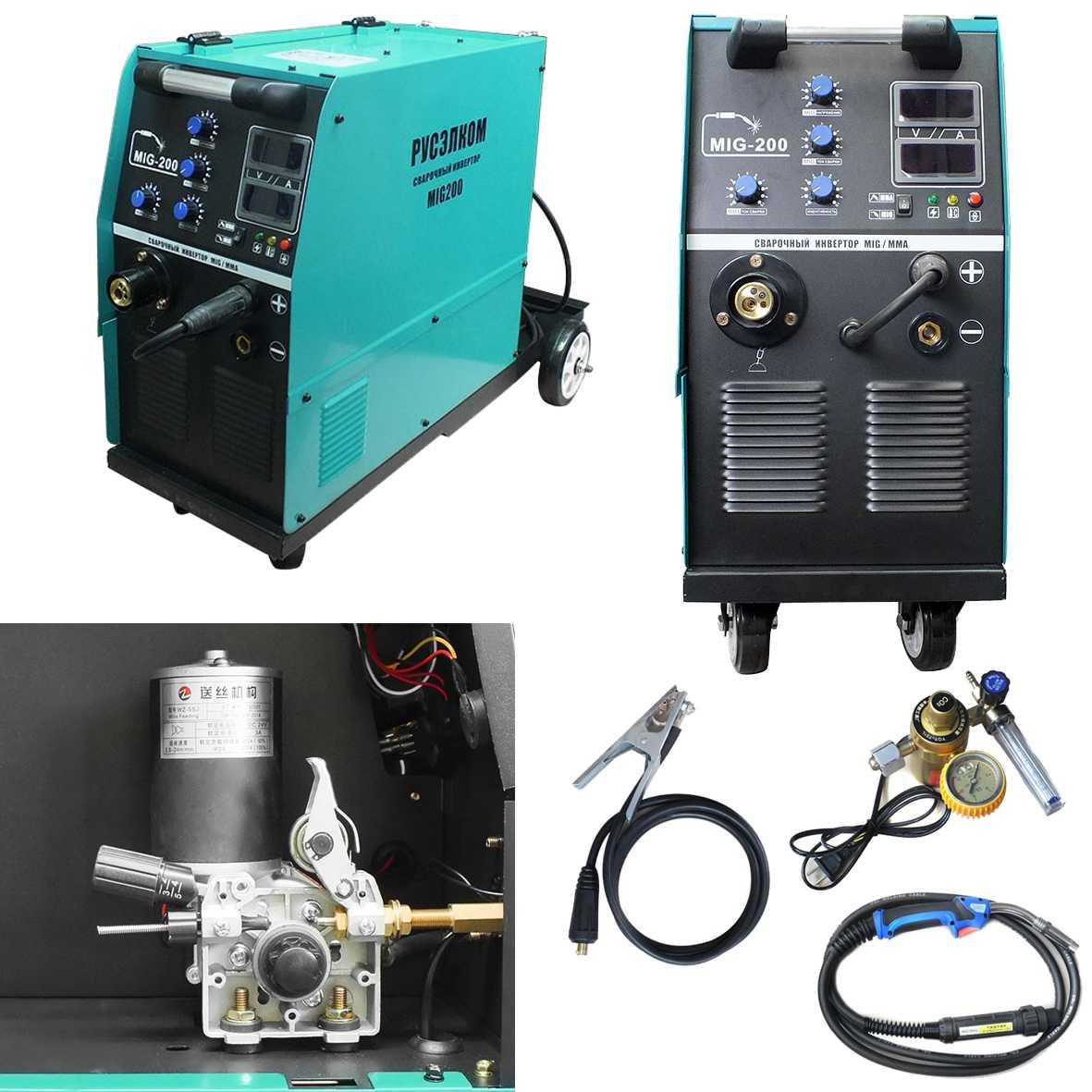 Сварочный полуавтомат MIG 200  (КR)