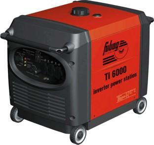 Электрогенератор Fubag TI 6000 (арт.68222)