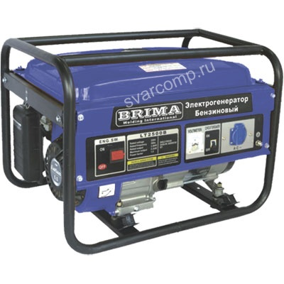 Электрогенератор Brima LT2500 EB