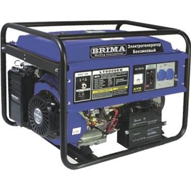Электрогенератор Brima LT6500 EB