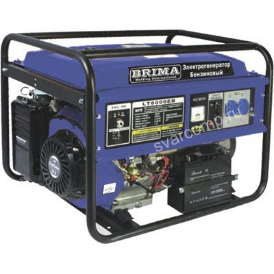 Электрогенератор Brima LT8000 EB