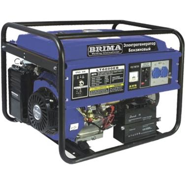 Электрогенератор Brima LT 8000EB-1