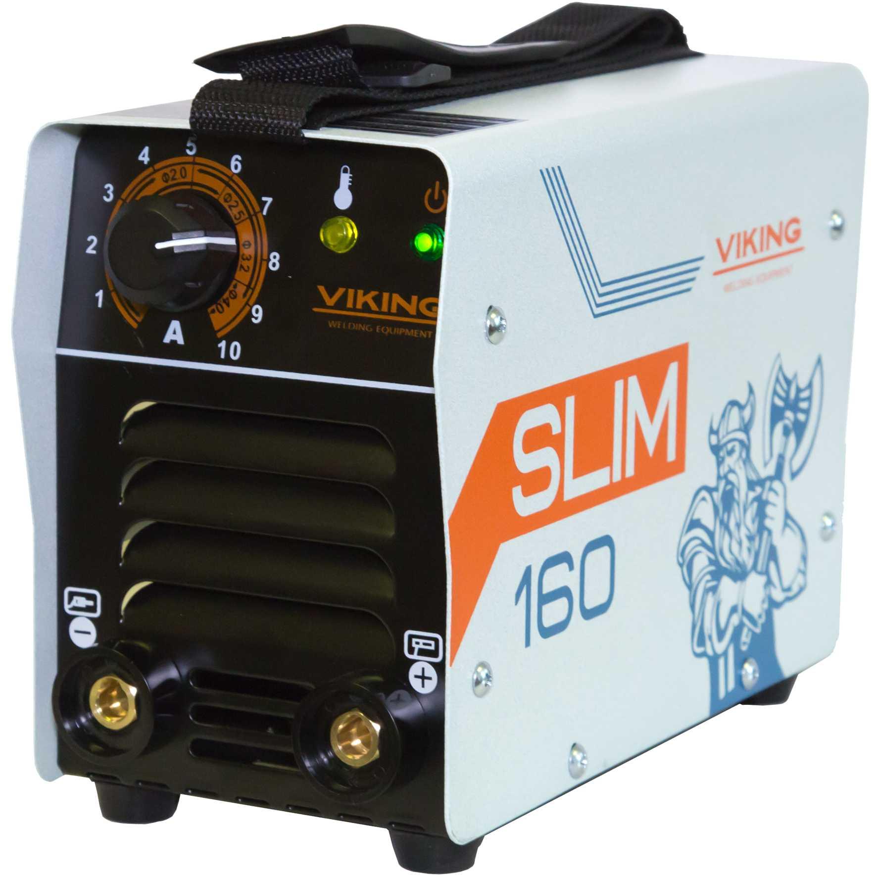 Сварочный инвертор  VIKING 160 SLIM