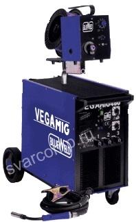 Сварочный полуавтомат Megamig Digital 490 Synergic (822471)