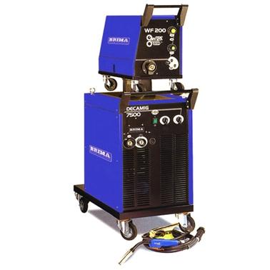 Сварочный полуавтомат Decamig-7500 с WF-400