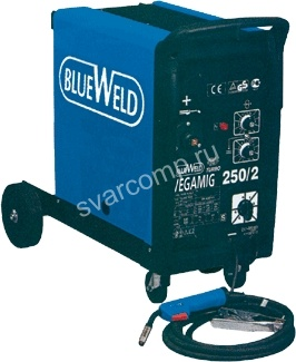 Сварочный полуавтомат Vegamig 250/2 Turbo (821428)