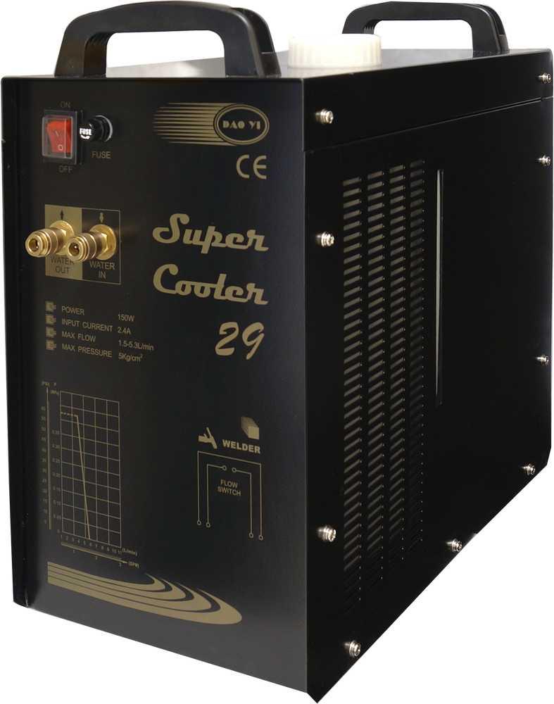 Блок водяного охлаждения  Super Cooler-29