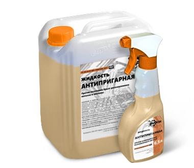 Антипригарная жидкость SVAROX  (5 л. канистра)