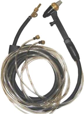 Аргоновая горелка ГДС-500