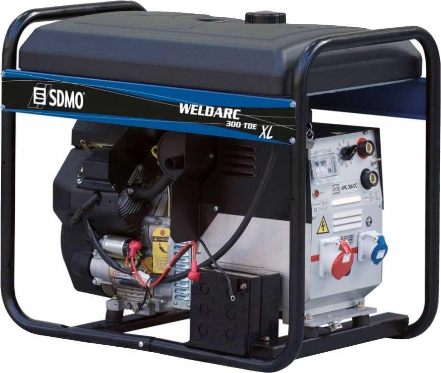 WELDARC 300 TDE XL C