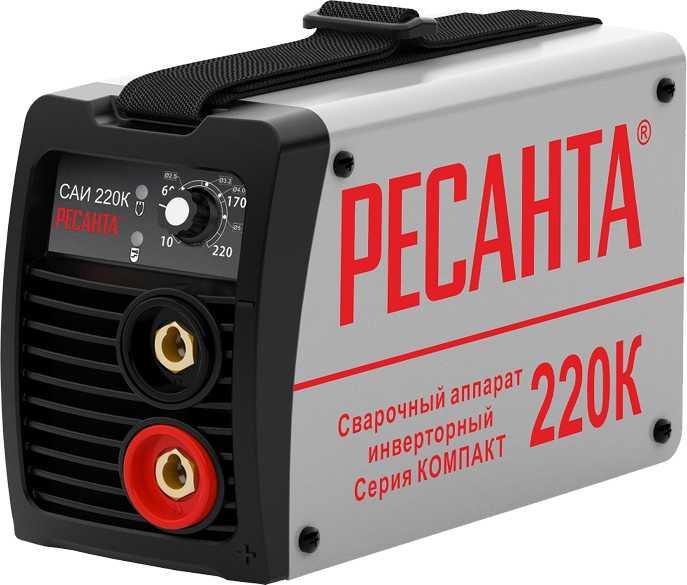 Сварочный инвертор САИ 220К