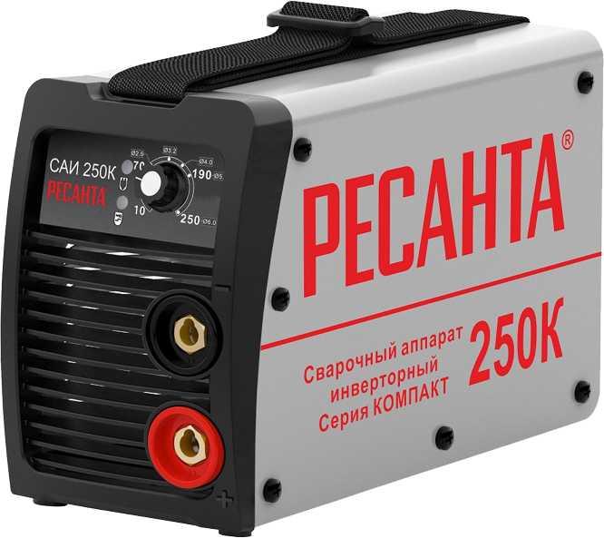 Сварочный инвертор САИ 250К