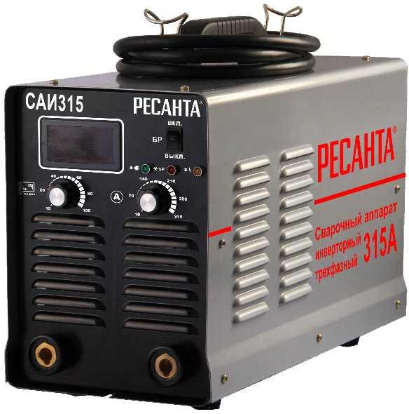 Сварочный инвертор САИ 315