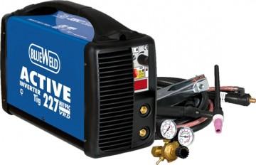 Сварочный инвертор BlueWeld Prestige Tig 227 MV/PFC (852120)