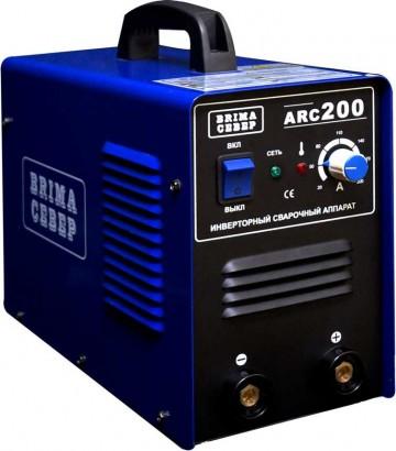Сварочный инвертор BRIMA ARC 200 Север