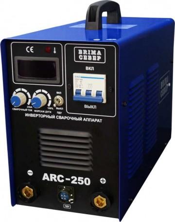 Сварочный инвертор BRIMA  ARC 250 Север