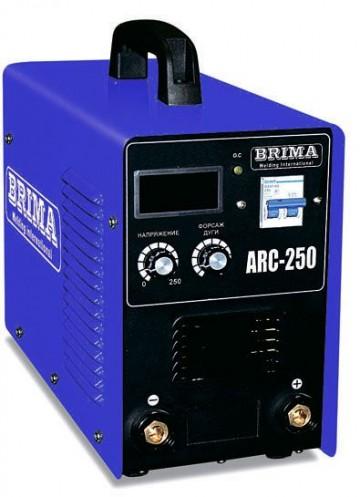 Сварочный инвертор BRIMA ARC 250 (380)
