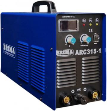 Сварочный инвертор BRIMA ARC 315-1
