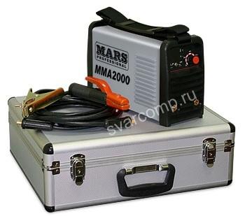 Сварочный инвертор MARS  2000 Professional..