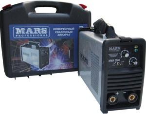 Сварочный инвертор MARS 2700 Professional в кейсе
