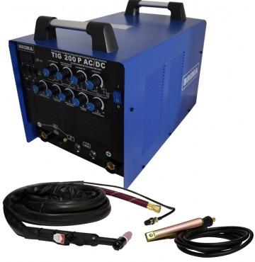 Инвертор TIG 200P AC/DC