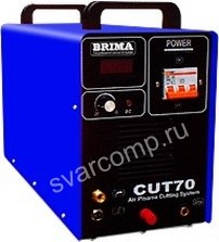 Инвертор плазменной резки Brima CUT-70