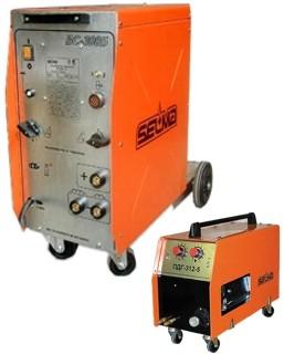 Сварочный полуавтомат ПДГ-312-5 + ВС-300Б