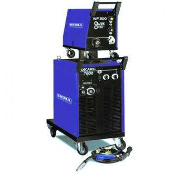 Сварочный полуавтомат Decamig-7600 c WF400