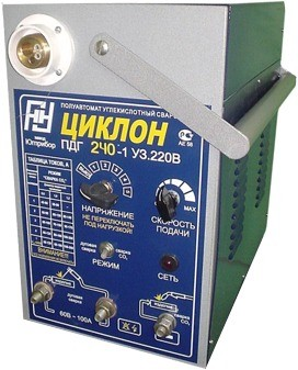Сварочный полуавтомат Brima ПДГ-240 Д
