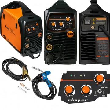 Инверторный полуавтомат PRO MIG 200 (N220)